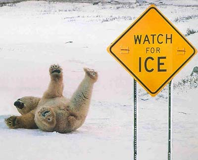 Avoid of Slipping and Falling this Winter
