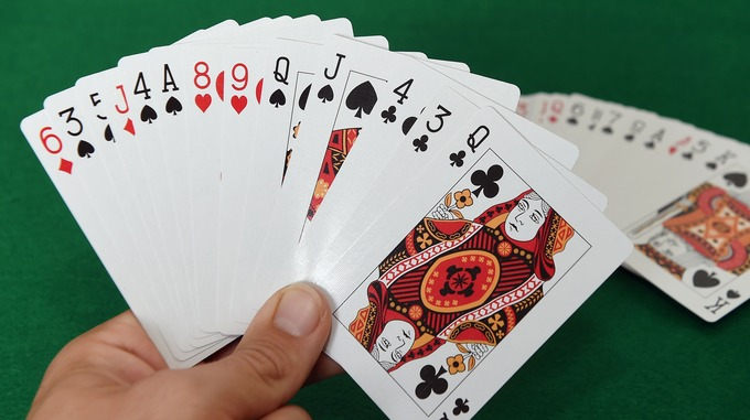 Card Players Wanted!
